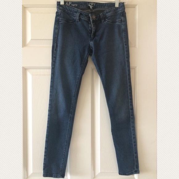 29e647ca35f49b LOFT Jeans | Ann Taylor Denim Leggings | Poshmark